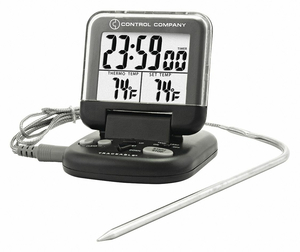 DIGITAL THERMOMETER 32-392 DEGREE F by Traceable