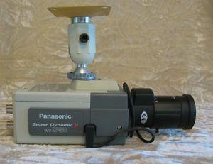 COLOR CCTV CAMERA by Panasonic / Matsushita Electric Industrial Co, Ltd