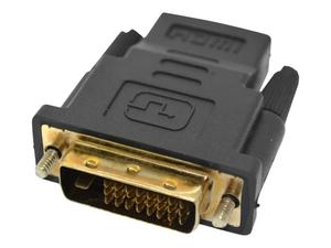 AXIOM - HDMI ADAPTER - HDMI / DVI - HDMI (F) TO DVI-D (M) by Axiom