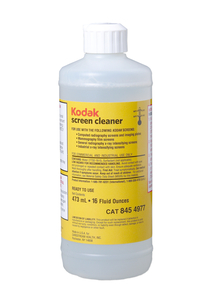 CARESTREAM SCREEN CLEANER, 16 OZ. by RC Imaging (Formerly Rochester Cassette)