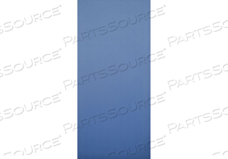 G3331 PANEL POLYMER 55 W 55 H BLUE by Global Partitions