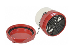 DRY HYDRANT STRAIGHT ADAPTR 4-1/2IN MALE by Moon American