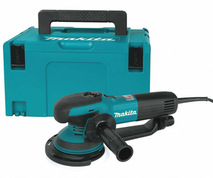 VARIABLE SPEED RANDOM ORBIT SANDER 6 IN by Makita