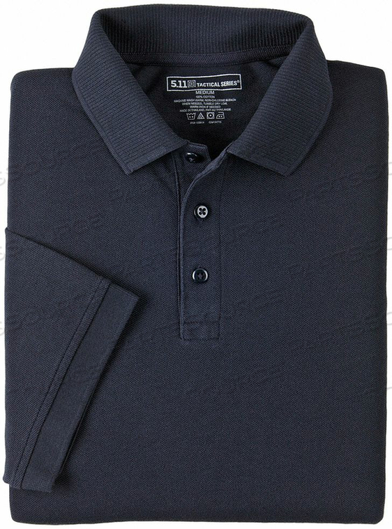 PROFESSIONAL POLO TALL L DARK NAVY by 5.11 Tactical