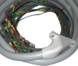 HARNESS INTER CONNECT HIGH VOLTAGE CABLE by OEC Medical Systems (GE Healthcare)