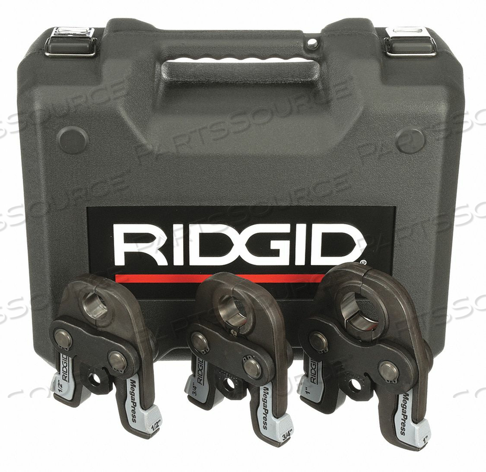 PRESSING JAW KIT 1/2 IN TO 1 IN PIPE by Ridgid