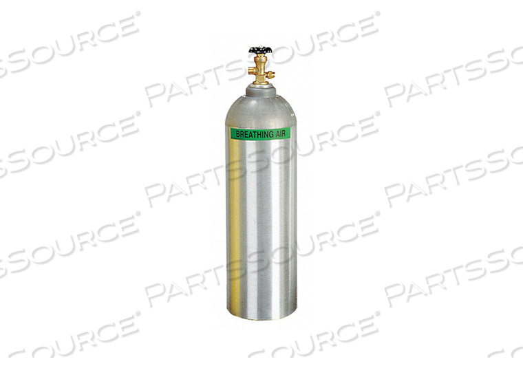 BREATHING AIR CYLINDER 2216 PSI ALUMINUM by Air Systems International