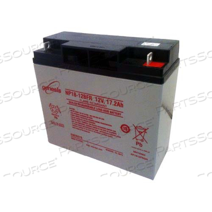 12V 17.2 A BATTERY by APC / American Power Conversion