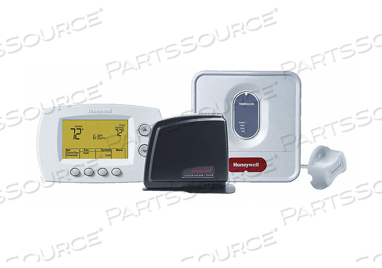 WIRELESS TSTAT KIT 5-1-1 OR 5-2 PROGRAM by Honeywell