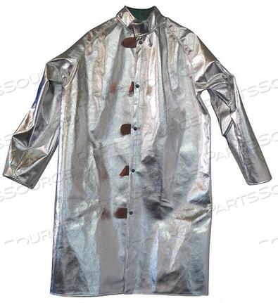 COAT 45 ALUMINIZD CARBON PARA-ARAMID XL by Chicago Protective Apparel
