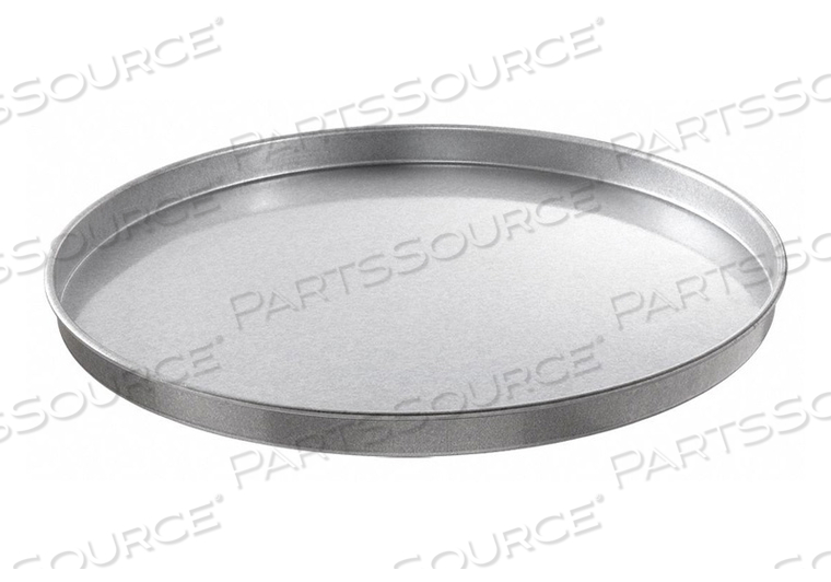 ROUND CAKE/PIZZA PAN 16 IN ALUM STEEL by Chicago Metallic