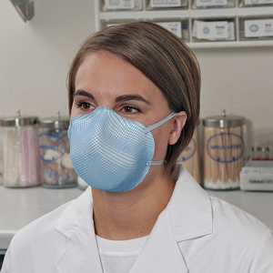 DISPOSABLE RESPIRATOR S N95 MOLDED PK20 by Moldex