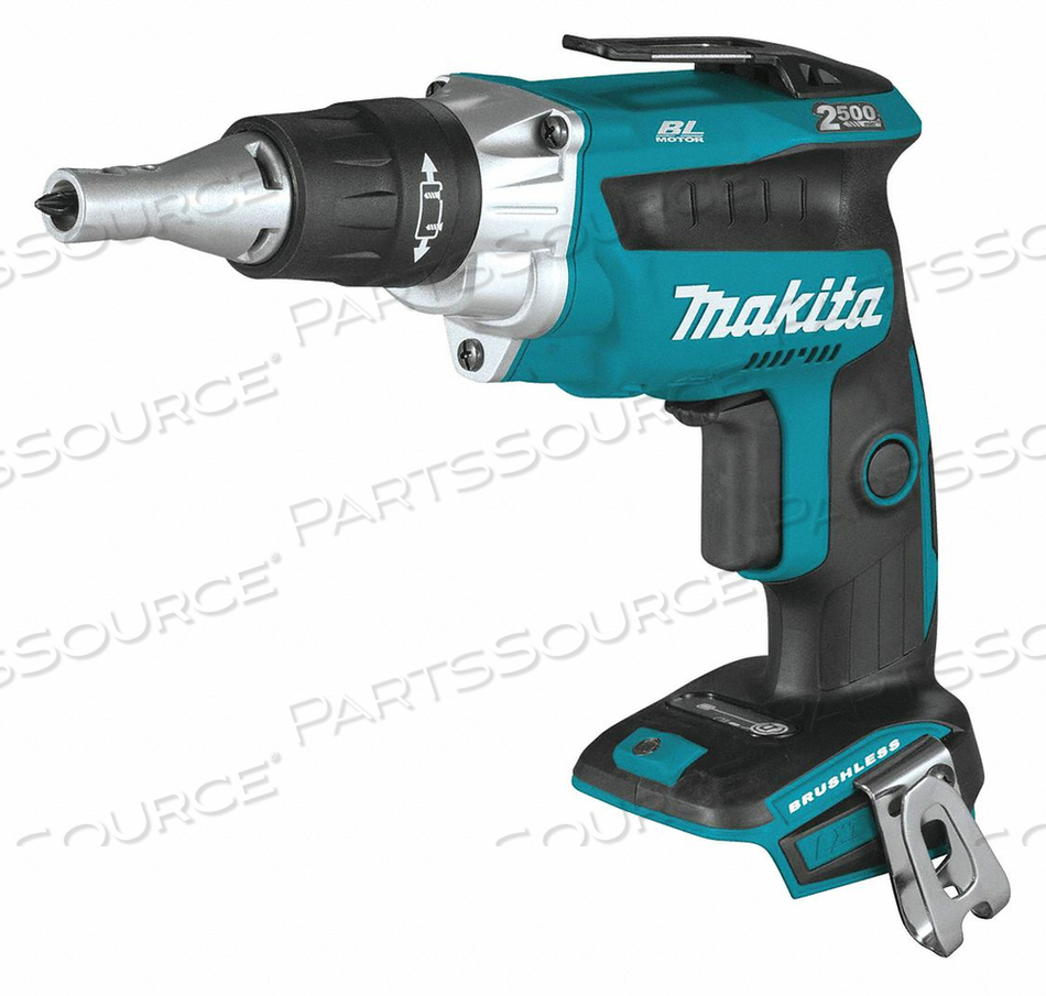 SCREWDRIVER 1/4 HEX CHUCK SIZE 18.0V by Makita