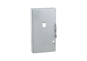 SAFETY SWITCH 240VAC/250VDC 2PST 400A by Square D