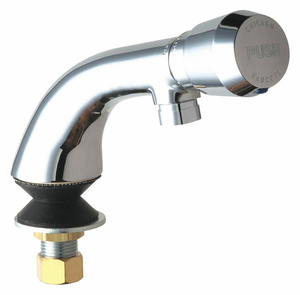 SINGLE FAUCET METERING by Chicago Faucets