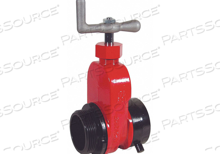 GATE VALVE SINGLE 2-1/2 IN NST by Dixon Valve and Coupling