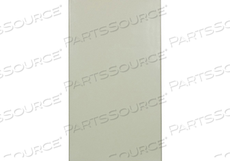 G3313 PANEL STEEL 58 W 58 H ALMOND by Global Partitions