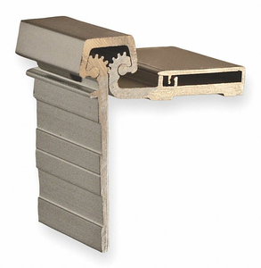 GEARED PIANO HINGE 2-1/4 IN W by Pemko