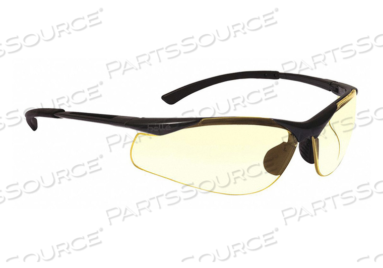 SAFETY GLASSES YELLOW by Bolle Safety