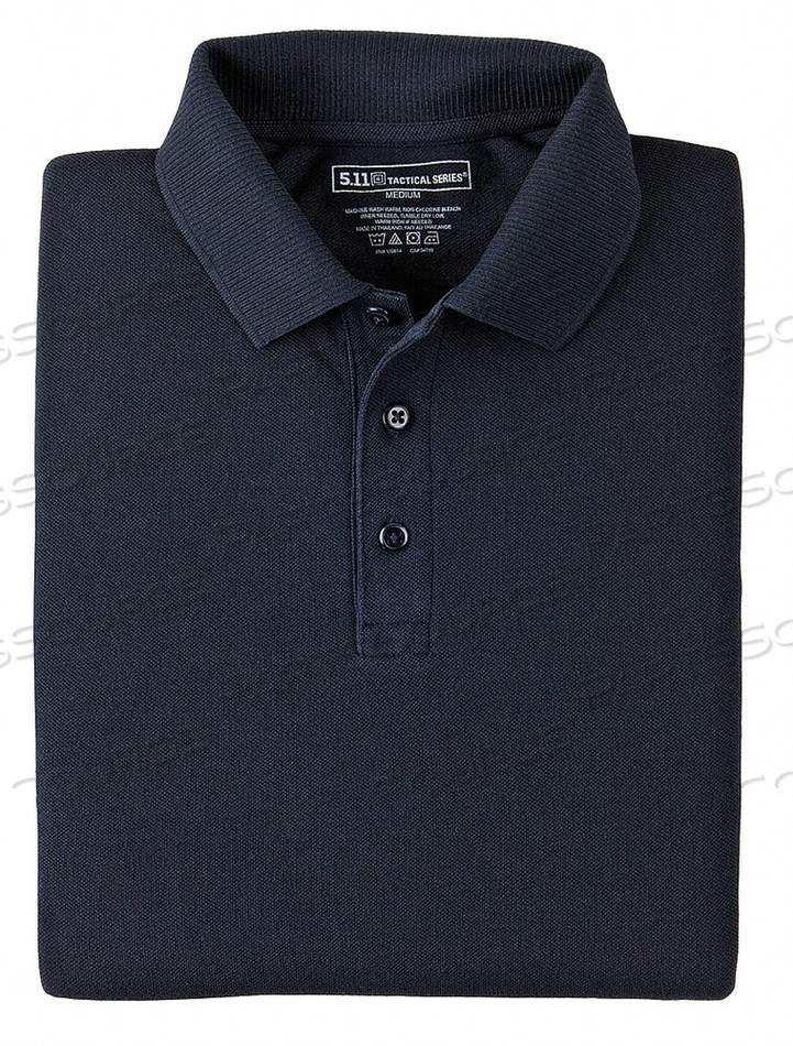 UTILITY POLO SIZE LT DARK NAVY by 5.11 Tactical