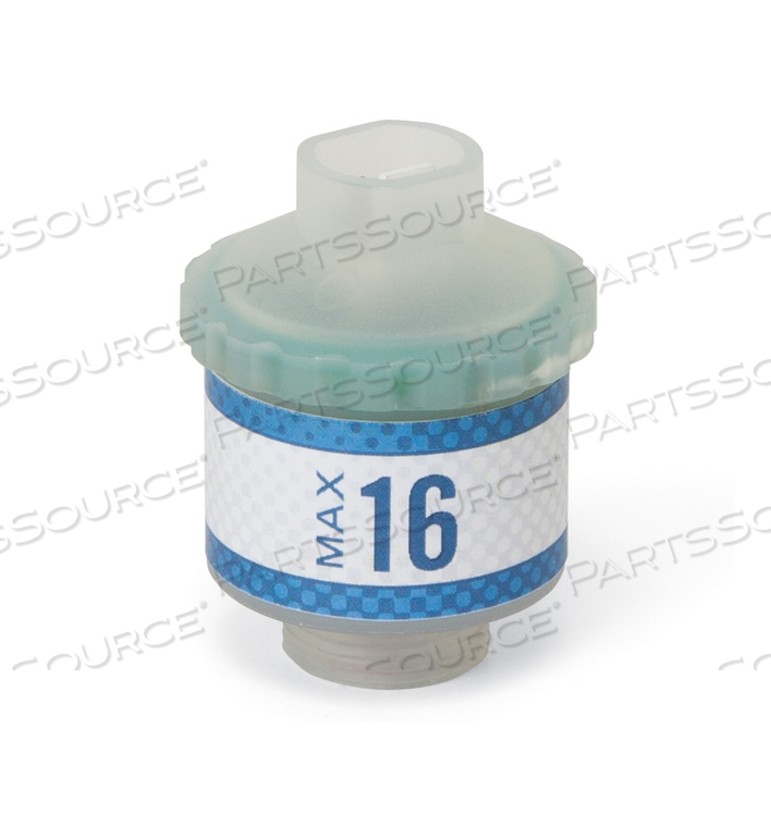 OXYGEN SENSOR, 3 PIN MALE MATING, 1.26 IN by Maxtec