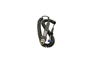 COILED CORD AND HANDLE ASSEMBLY, 12 FT by Welch Allyn Inc.