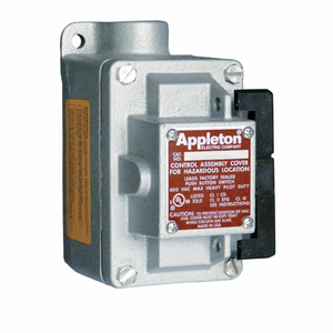 TUMBLER SWITCH EDS SERIES 1 GANG 1-POLE by Appleton Electric