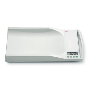 MOBILE DIGITAL BABY SCALE, 20 KG, LCD DISPLAY, LCD DISPLAY by Seca Corp.