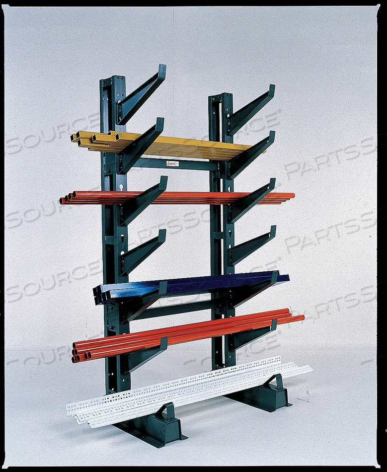 CANTILEVER RACK ADD-ON 7 FT H by Jarke
