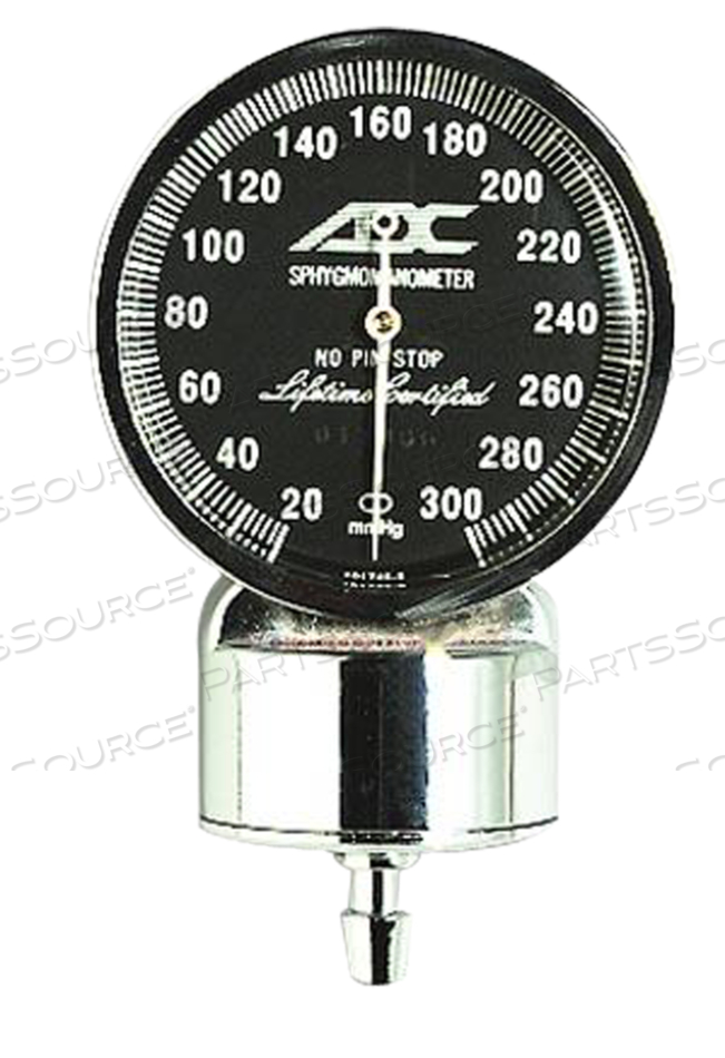 REPLACEMENT ANEROID GAUGE, 300 MM HG CALIBRATION by American Diagnostic Corporation (ADC)