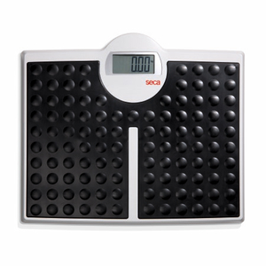 HIGH CAPACITY DIGITAL FLAT SCALE FOR INDIVIDUAL PATIENT USE, 440 LB/200 KG by Seca Corp.