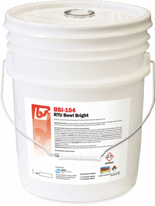 TOILET BOWL CLEANER 5 GAL. PAIL by Best Sanitizers Inc.