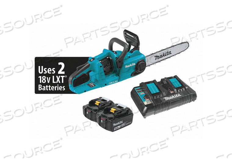 CHAIN SAW KIT BATTERY LITHIUM-ION by Makita