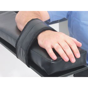 ARMBOARD STRAP, VINYL, 4 IN X 30 IN, PAIR by AliMed, Inc.