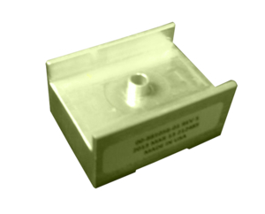 BRAKE PAD BASE by OEC Medical Systems (GE Healthcare)