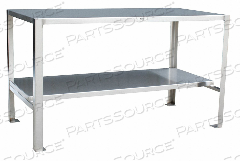 FIXED WORK TABLE SS 48 W 24 D by Jamco