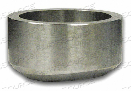 SW OUTLET STAINLESS STEEL FSW 2IN. by Penn Machine Works