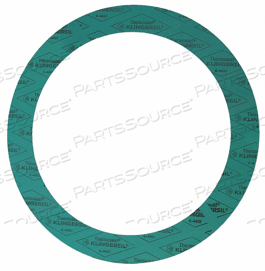 FLANGE GASKET C-4401 3/4 IN. 2-1/4 IN. by Klinger