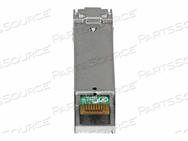 STARTECH.COM CISCO GLC-EX-SMD COMPATIBLE SFP MODULE - LIFETIME WARRANTY - SFP (MINI-GBIC) TRANSCEIVER MODULE (EQUIVALENT TO: CISCO GLC-EX-SMD) - GIGE - 1000BASE-EX - LC SINGLE-MODE - UP TO 24.9 MILES - 1310 NM by StarTech.com Ltd.