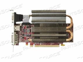 ADVANTECH E6465 - GRAPHICS CARD - RADEON E6465 - 2 GB GDDR5 - PCIE 2.1 X16 - DVI, HDMI, VGA - FANLESS