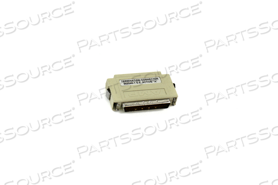 SCSI2 TERMINATOR, 50 PIN by Siemens Medical Solutions