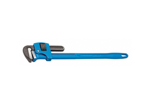 STRAIGHT PIPE WRENCH 4 JAW CAPACITY by Gedore
