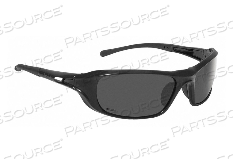 POLARIZED SAFETY GLASSES GRAY by Bolle Safety