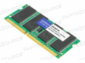 ADDON - DDR3 - 2 GB - SO-DIMM 204-PIN - 1066 MHZ / PC3-8500 - CL7 - 1.5 V - UNBUFFERED - NON-ECC - FOR LENOVO THINKCENTRE M58, THINKPAD EDGE 13, THINKPAD SL410, SL510, T410, T510, W510, W70X