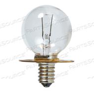 27W 6V INCANDESCENT LAMP