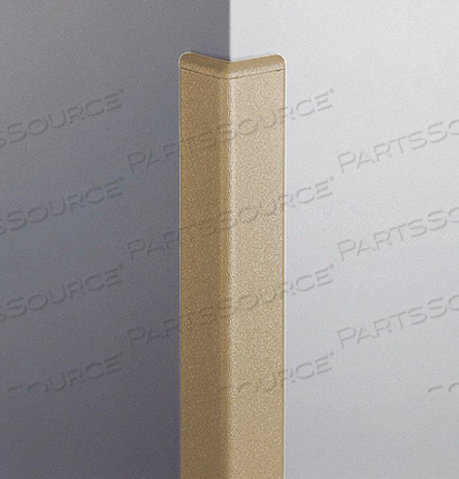 CORNER GRD 96IN.H TAN 2 SIDES by Pawling Corp
