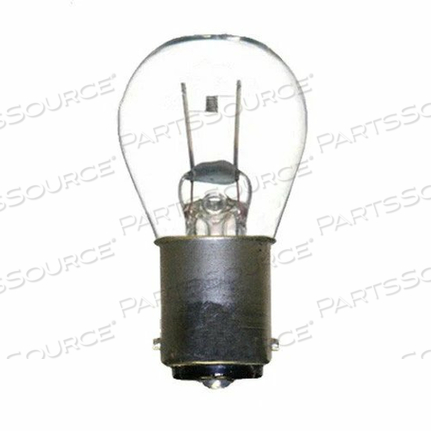 35W DOUBLE BAYONETTE INACANDESCENT LAMP