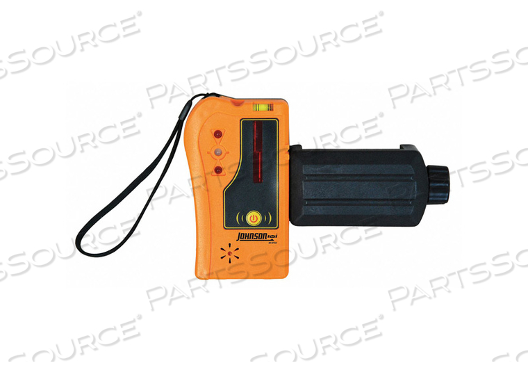 ROTARY LASER DETECTOR W/CLAMP by Johnson Level