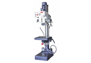 FLOOR DRILL PRESS GEARED HEAD DRIVE 80 H by DAYTON ELECTRIC MANUFACTURING CO