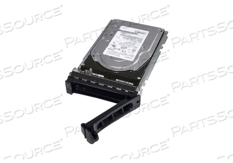 "DELL - HARD DRIVE - 10 TB - HOT-SWAP - 3.5"" - SATA 6GB/S - 7200 RPM - FOR EMC POWEREDGE C6420, R440, R540, R640, R6415, R740 (3.5""), R740XD (3.5""), R7415 (3.5"")"